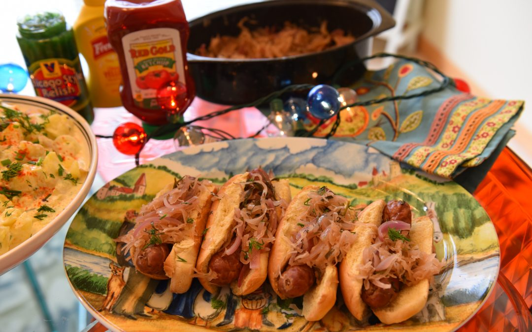 Spaten Beer-Soaked Brats