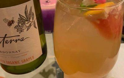 Grapefruit White Wine Sangria